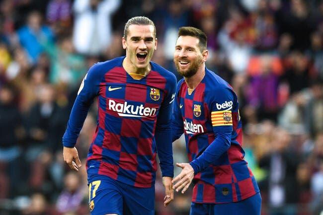Barcelone : Griezmann victime injuste du «tout pour Messi»