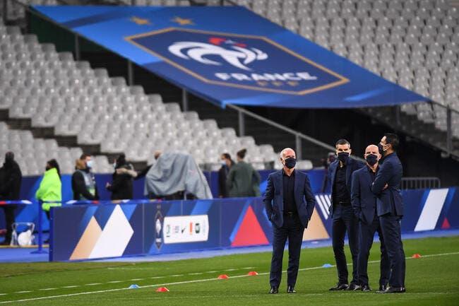 France - Portugal : les compos (20h45 sur M6)