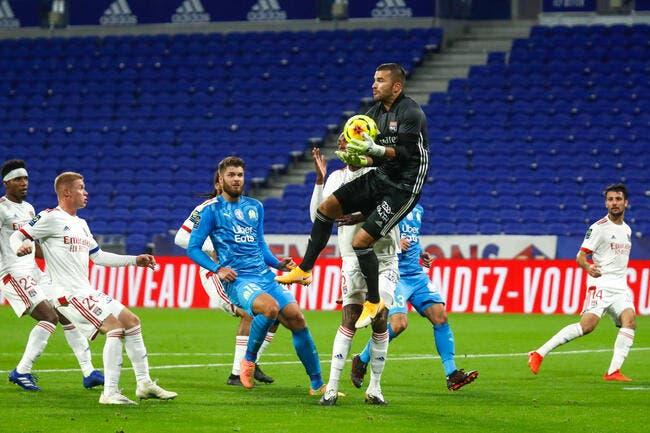 OL : Anthony Lopes gardien de but à vie de Lyon ?