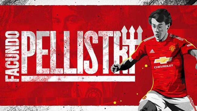OL : La Ligue 1 a éloigné Facundo Pellistri de Lyon