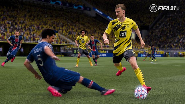 FIFA21 : Le nouveau dribble débarque,il fait des ravages
