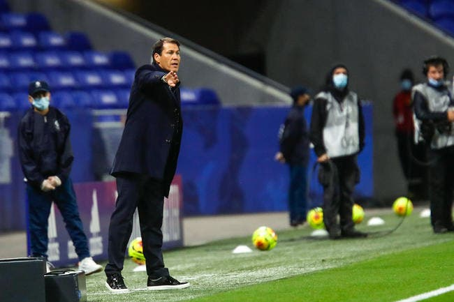 OL : Rudi Garcia prêt à quitter la Ligue 1 ?