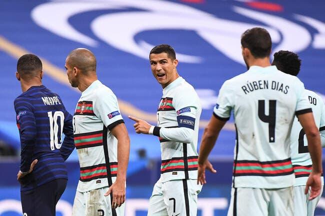 Portugal : Cristiano Ronaldo testé positif au Covid-19 !