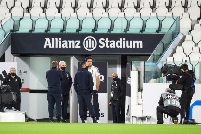 Ita : Victoire 3-0 de la Juventus et 1 point de pénalité pour Naples