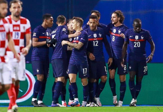 LdN : Les Bleus arrachent la victoire en Croatie !