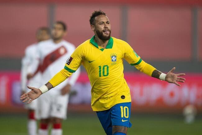PSG : Neymar une légende ? C'est pas Ronaldo quand même