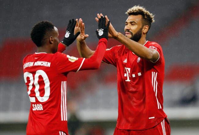 All : Choupo-Moting et Sarr régalent déjà au Bayern Munich