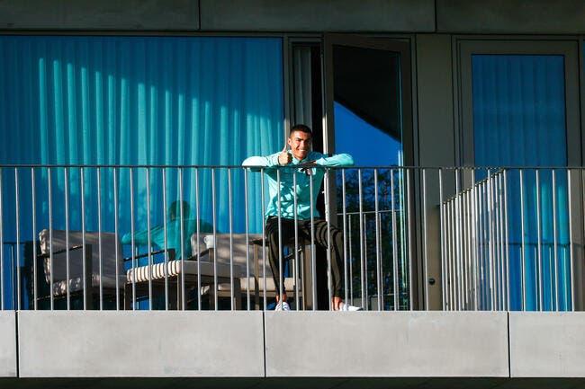 Covid-19 : Cristiano Ronaldo positif, son clan pète un plomb et accuse