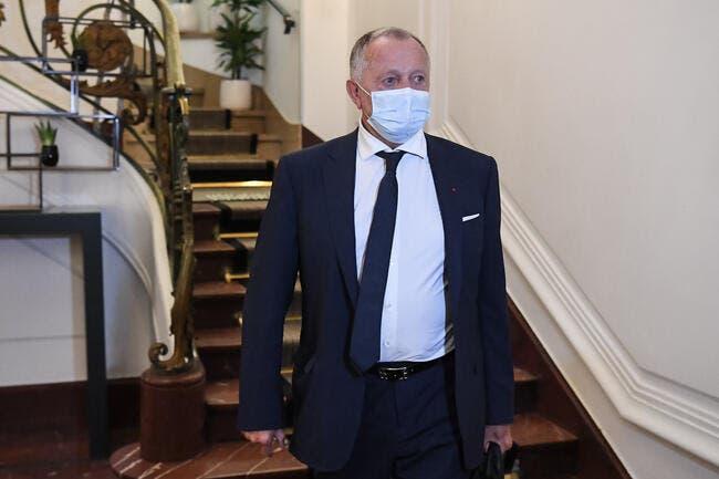 OL : Le virus frappe Lyon, Jean-Michel Aulas a une explication
