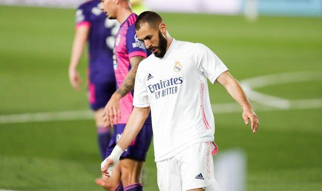 Real Madrid : Karim Benzema humilié, quelle claque !