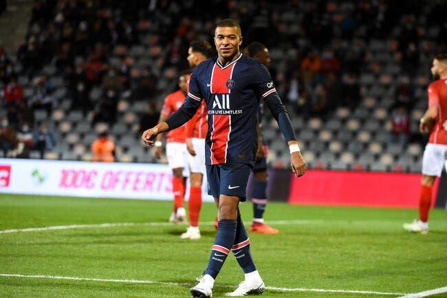 L1 : Bouillant, Mbappé place le PSG en tête