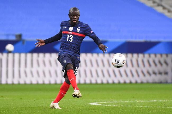 PSG : Kanté demande au Paris SG de le laisser tranquille