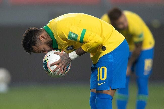 PSG : Neymar traité de clown, son attitude ne passe pas