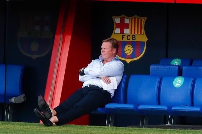 Esp : Le Barça tombe à Getafe