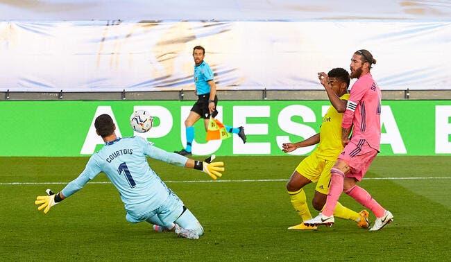 Esp : Le Real Madrid battu par le promu Cadix !