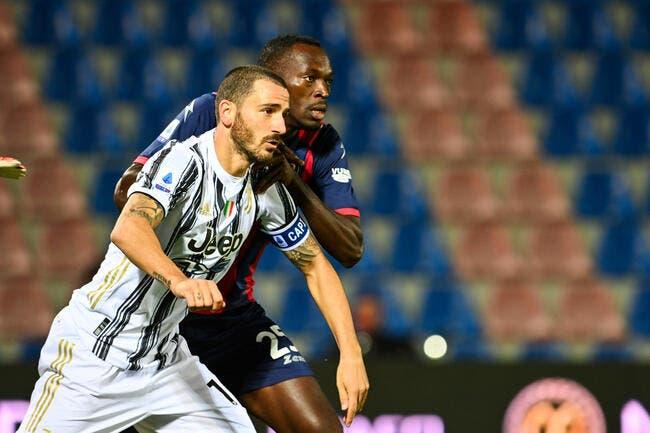 Ita : La Juventus lâche du lest contre Crotone