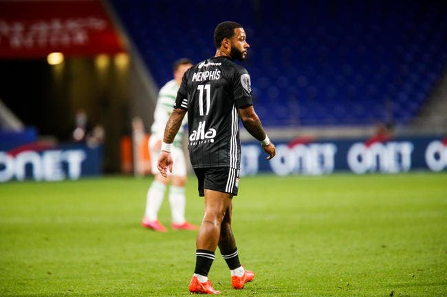OL: 30 ME pour Depay, le Barça pigeon du mercato hivernal ?