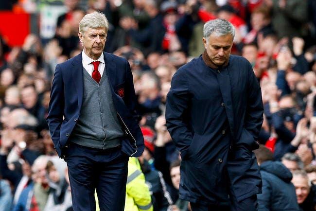 Ang : Mourinho est un gamin, Wenger n'en peut plus