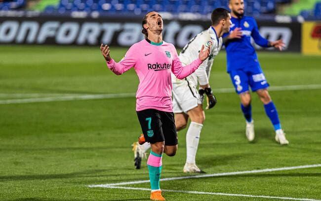 Barça : Griezmann traité de nouveau «Gareth Bale» de la Liga