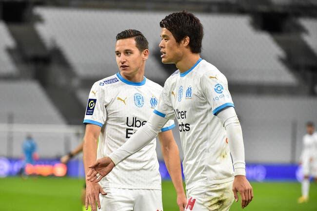 L1 : Depay, Thauvin et Mbappé guident l'équipe type