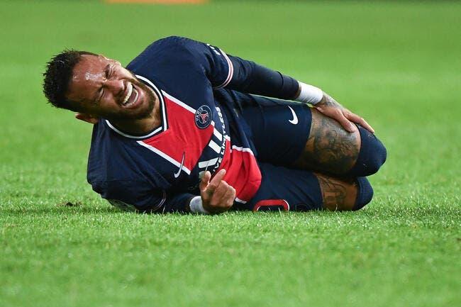 PSG : Neymar massacré en Ligue 1, un chiffre inquiétant