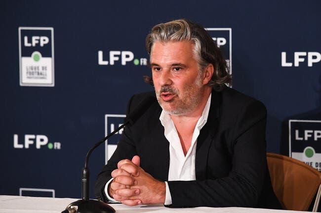 TV : 112ME prêtés à la LFP, et 71ME payés par les rivaux de Mediapro