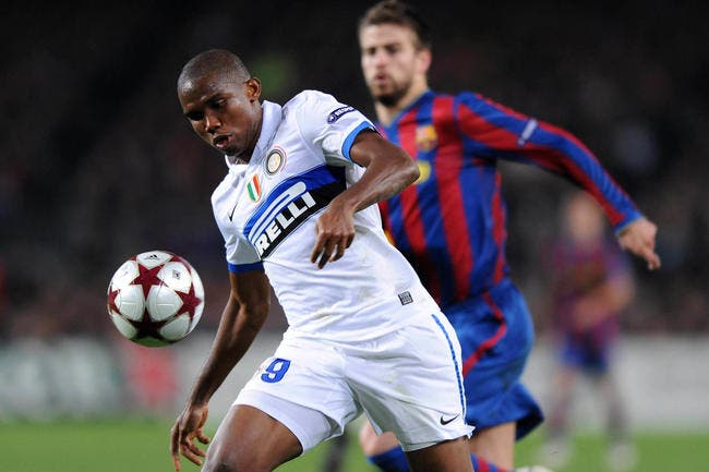 Afrique : France Football et sa Dream Team, Eto'o choqué