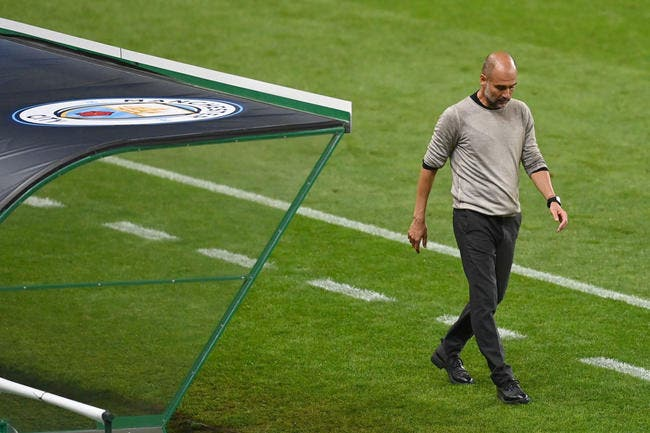 OL : Cornet l'a traumatisé, Guardiola ne s'en remet pas
