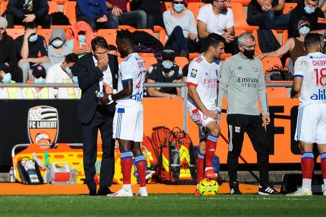 OL : Garcia, Juninho, Houllier, tension maximale à Lyon