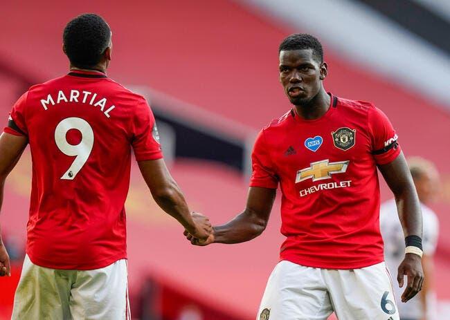 PSG : Manchester United est un ogre, Paris est prévenu