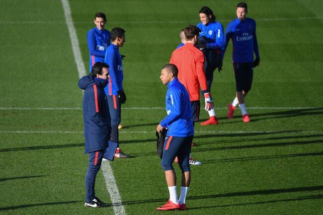 PSG : Mbappé joue encore à Paris, il faudrait dire merci Emery