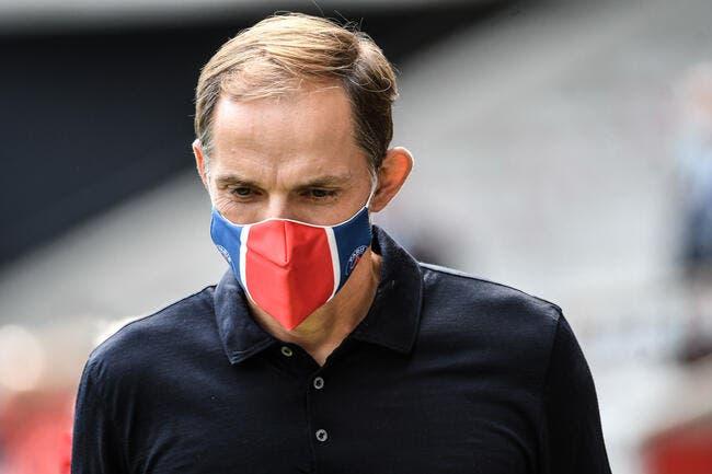 PSG : Un spectaculaire coup de gueule signé Tuchel en interne ?