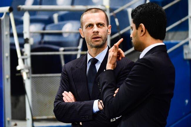 Eur : La Ligue 1 exclue de la ligue européenne des riches ?