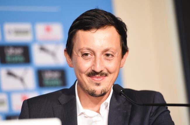 OM : Longoria voit loin à Marseille, il pense déjà à 2023