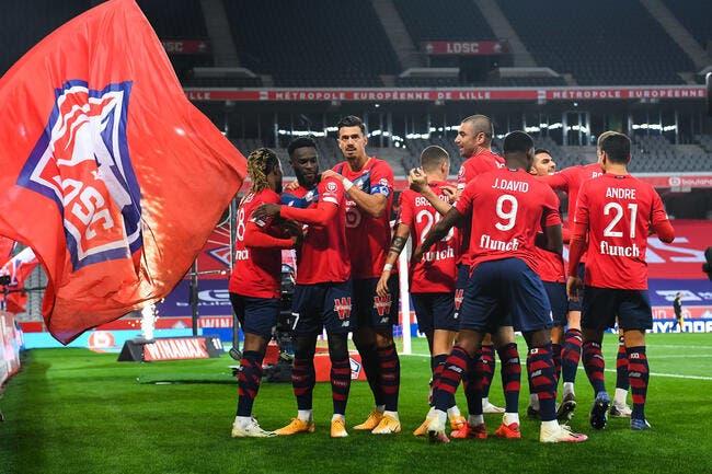 PSG : Lille rêve du titre en L1, Paris est prévenu