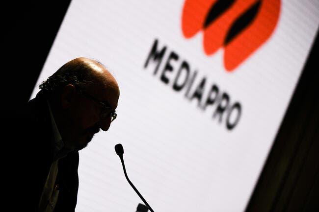 TV : Mediapro se rapproche de la faillite, la bombe venue des USA