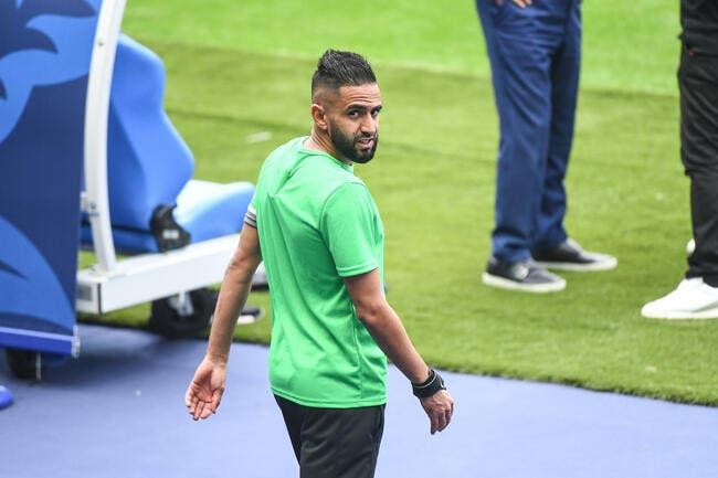 ASSE : Boudebouz revient, les Verts peuvent pleurer