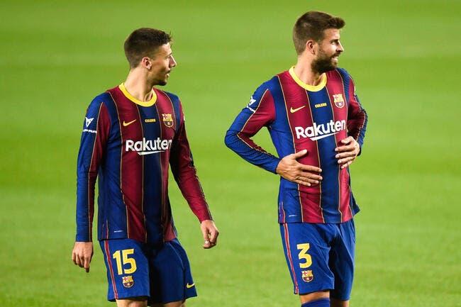Barça : Gérard Piqué met le feu au club avec le Clasico