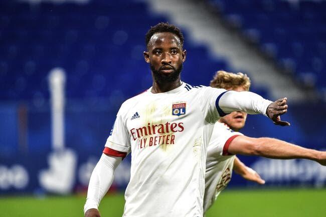OL: Moussa Dembélé muet et remplaçant, Rudi Garcia le félicite