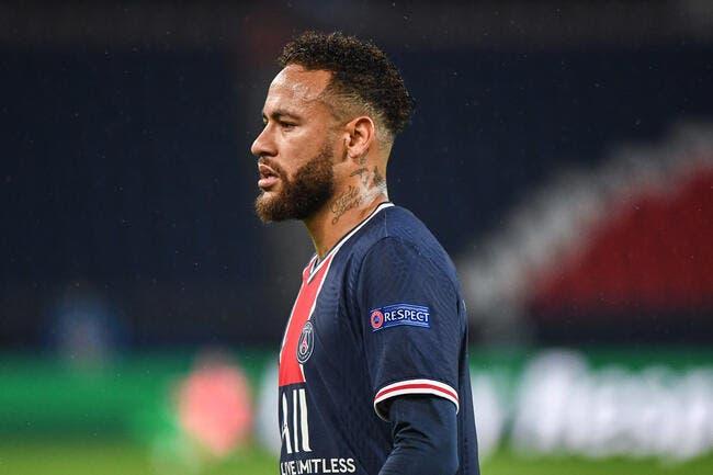 PSG : Neymar n'a même pas sa place à Aston Villa, la terrible attaque