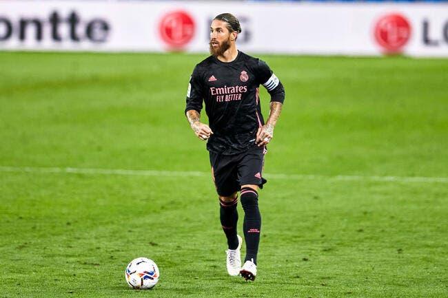 PSG : Sergio Ramos rêve de Paris, Al-Khelaïfi est prévenu