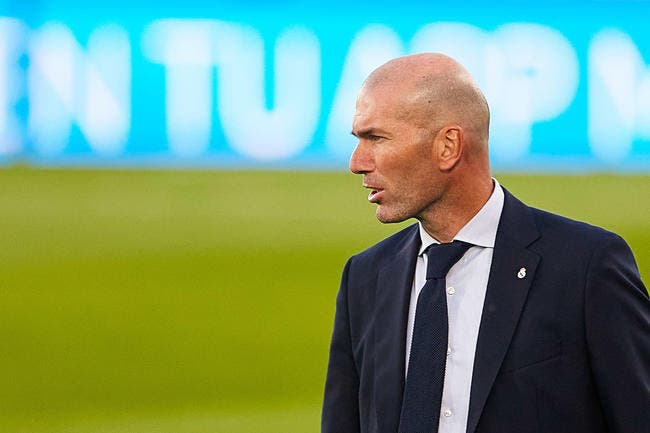 Esp : Zidane au chômage, Barcelone en rêve !