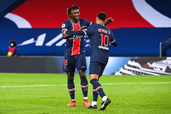 L1 : Kean et Mbappé régalent, Paris assomme Dijon !