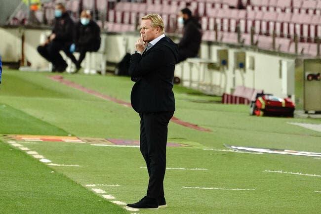 Liga : Le Real VARdrid gagne, Koeman crie au scandale !