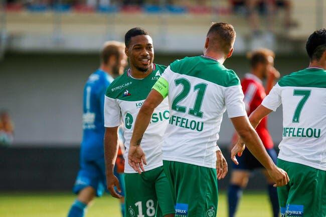 ASSE : Saint-Etienne accélère, deux joueurs bientôt verrouillés ?