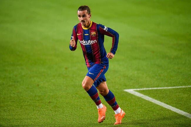 Barça : Griezmann «ne sait plus jouer au foot», Lizarazu le pousse dehors