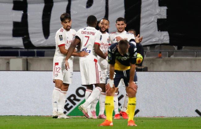 L1 : Une attaque de feu, l'OL colle une rouste à Monaco !