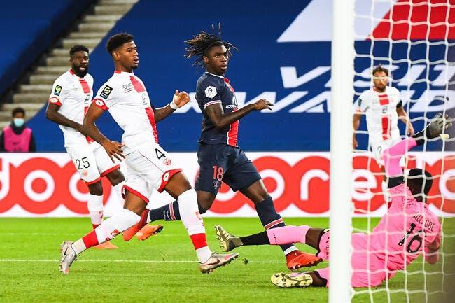 PSG : Moise Kean ferme la bouche de Tuchel, Paris a son 9 !
