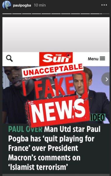 EdF : Paul Pogba le confirme, il ne quitte pas les Bleus