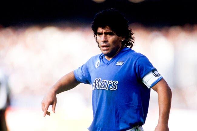 Diego Maradona raconte son transfert raté à l'OM